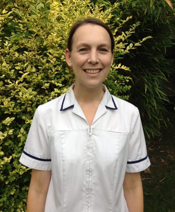 Petersfield physio Louise Hammond pain relief